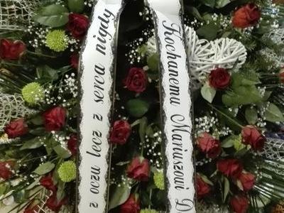Wieniec pogrzebowy 5