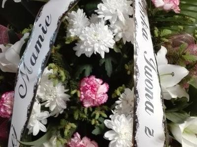 Wieniec pogrzebowy 7